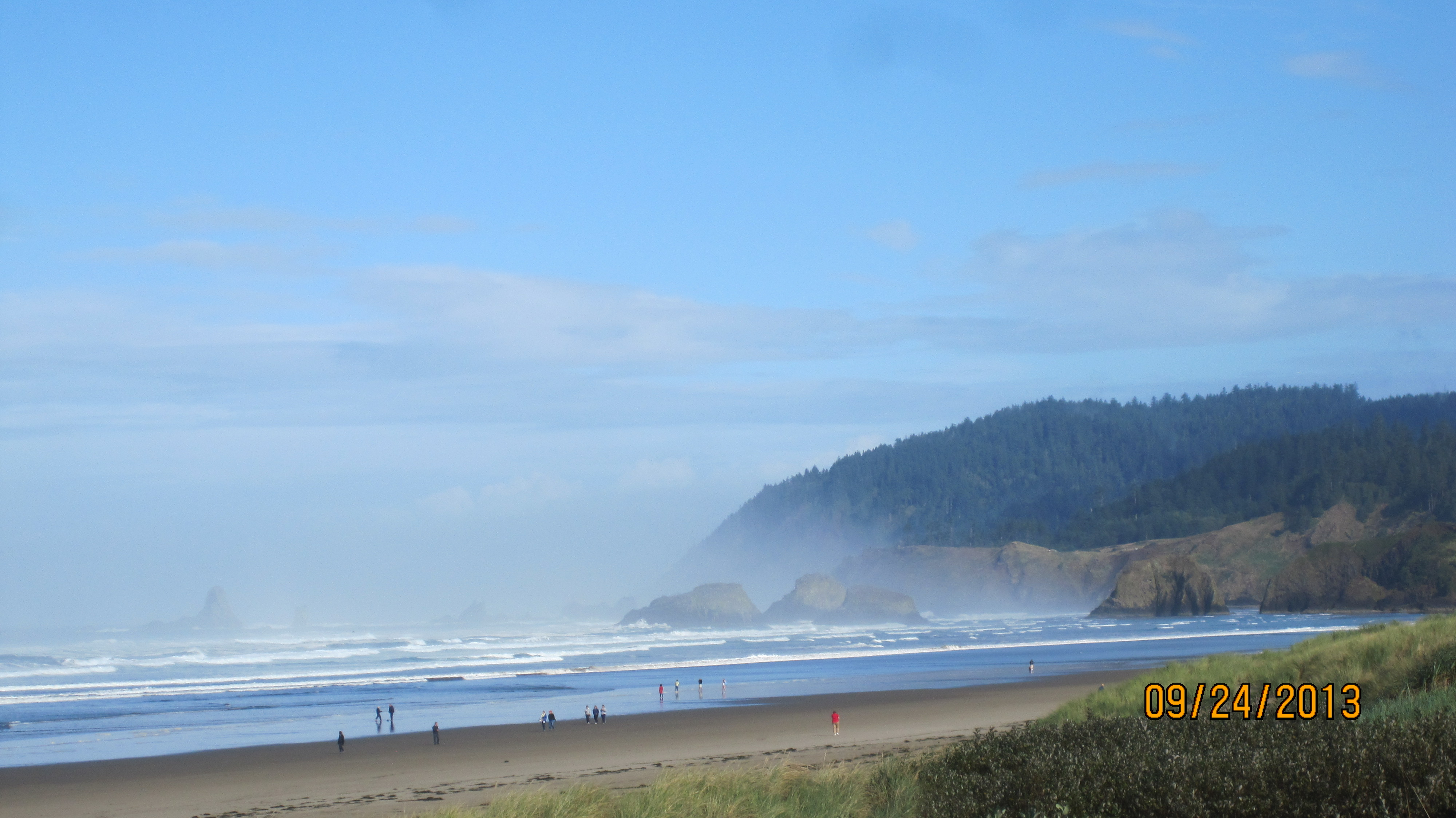 Hotel In Cannon Beach For Sept  To
