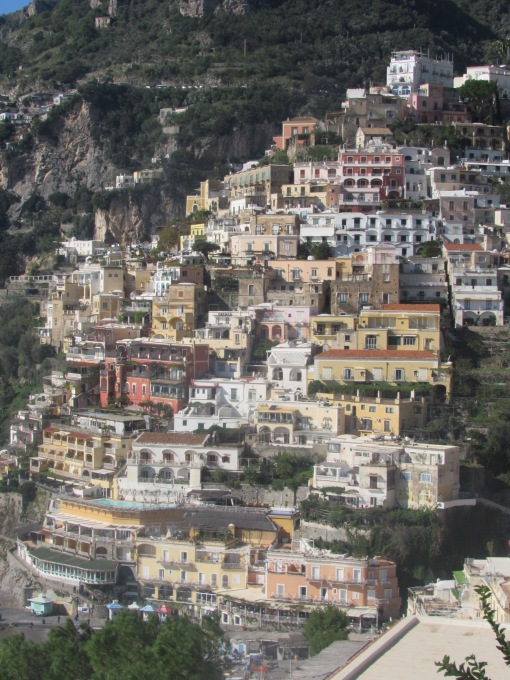 Positano. Wow indeed!